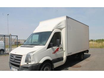 VW CRAFTER 35 CHASSI EH  - fourgon utilitaire