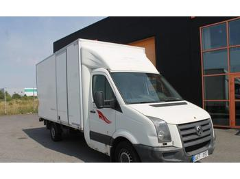 Volkswagen CRAFTER 35 CHASSI EH  - fourgon utilitaire