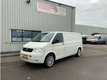Fourgon utilitaire Volkswagen T5 Transporter 2.5 TDI 340 Budgetline DC Airco ,Cruise,3 Zits ,Tr: photos 1