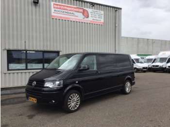 Fourgon utilitaire Volkswagen T5 Transporter Dub Cab 2.0 TDI L2H1 DC Comfortline Automaat ,Airc