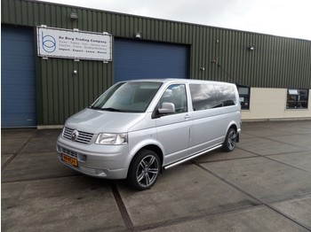Fourgon utilitaire Volkswagen Transporter T5 2.5TDI Double Cabin