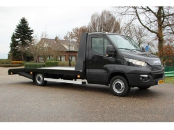 Véhicule utilitaire Iveco Daily 35S16 Automaat Autotransporter Nieuw!
