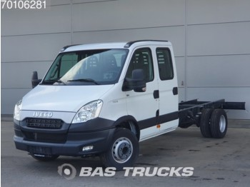 Véhicule utilitaire Iveco Daily 70C15 New 7 Seats Air conditioning Chassis cabin A/C Double cabin
