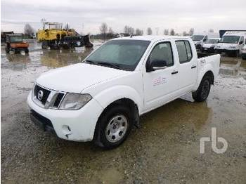 NISSAN NAVARA 2.5 - pick-up
