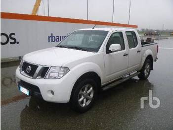 NISSAN NAVARA Crew Cab - pick-up