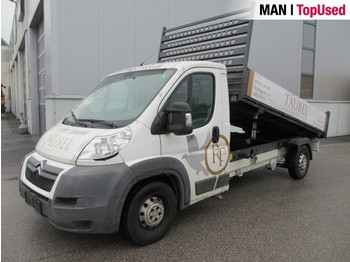 Utilitaire benne CITROEN JUMPER X2/50 Kipper: photos 1