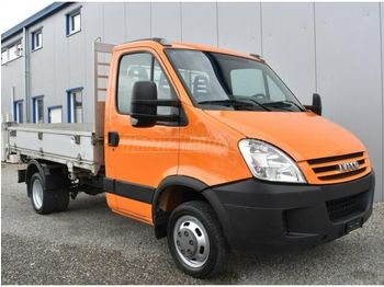 IVECO DAILY 50 C 18 3 old. Billencs - utilitaire benne