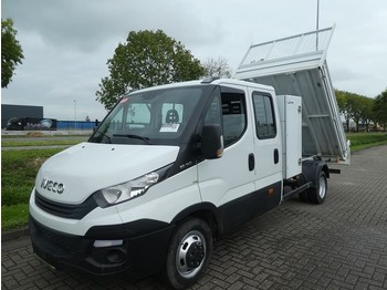 Iveco Daily 35 C 140 pk, dub.cabine k - utilitaire benne