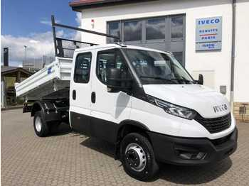Utilitaire benne Iveco Daily 70 C 18 H D Meiller+Klimaauto+Standh+HiCo