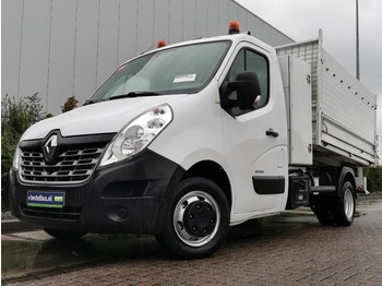 Renault Master 2.3 dci 165, kipper, kis - utilitaire benne