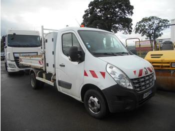Utilitaire benne Renault Master DCI 150