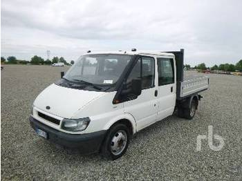 FORD TRANSIT 115T350 Crew Cab - utilitaire plateau
