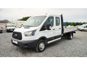 Ford Transit 125kw pritsche 4,2m/7 sitze/ 17 705km  - utilitaire plateau