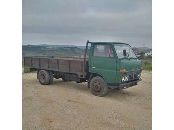 TOYOTA Dyna BU30 300 left hand drive 3.0 diesel on 6 studs - utilitaire plateau