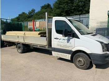 Volkswagen Crafter CR50 - utilitaire plateau
