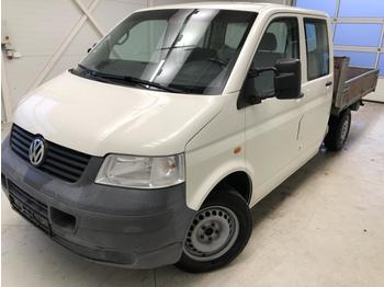 Utilitaire plateau Volkswagen Transporter 4X4. 2.5 TDI SYNCRO.