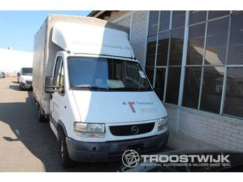 Opel Movano 28TD U35/35 - utilitaire rideaux coulissants (plsc)